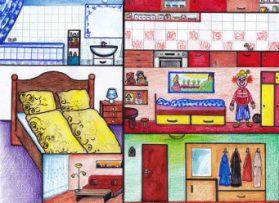 Pohádka o ložnici